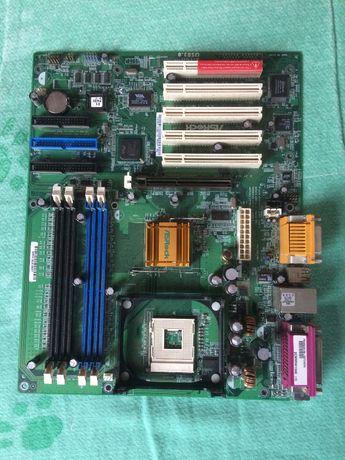 Płyta główna Rock P4I450 komputera stacjonarnego