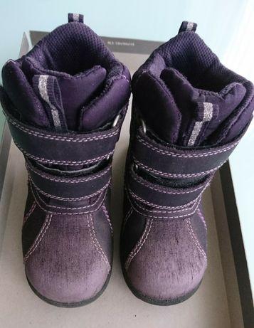 Ботинки Ecco размер 26 (16,5см)