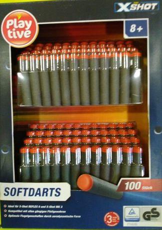 Набор патронов X-Shot 100 шт Dart Refill Pack