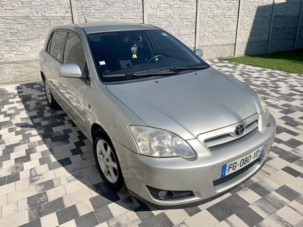 Toyota Corolla 2005 Diesel ПОД РАССТАМОЖКУ!