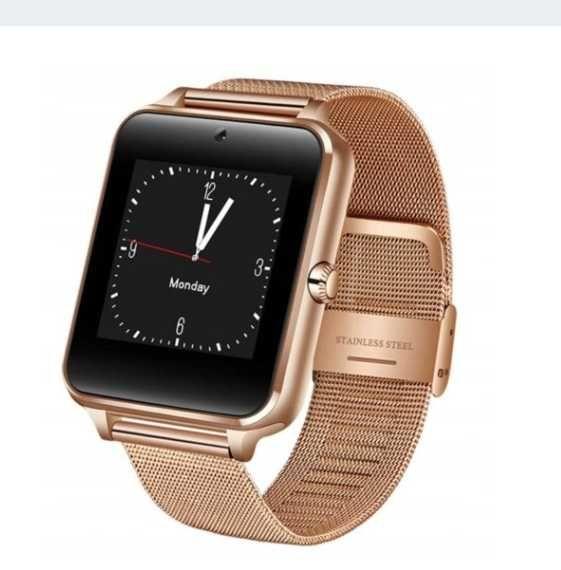 Nowy zegarek SMARTWATCH z aparatem Ujazd - image 1