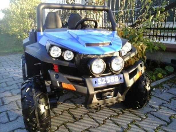 PIEKOSZÓW Pojazd/y AUTO Samochód/y na akumulator-4X4