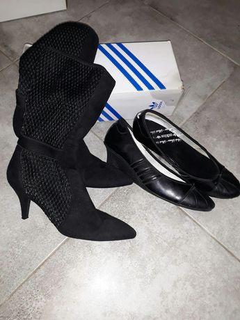 Туфли, полусапожки, сапоги adidas, все за 250грн.