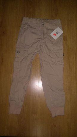 Nowe spodnie bojówki, primark