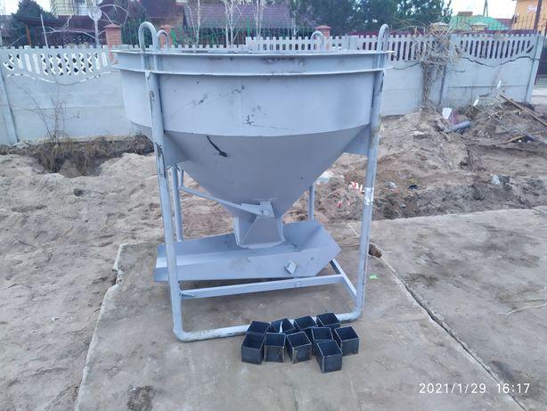 Аренда бадьи для бетона