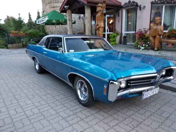 chevy impala.auto do slubu