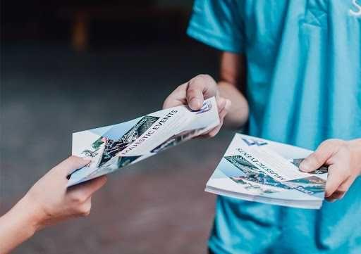 Distribuição de panfletos/publicidade em Faro