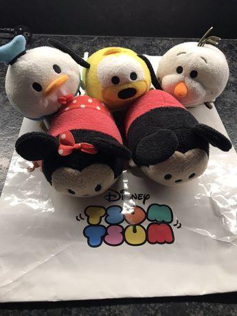 Zestaw przytulaków Tsum Tsum Disney Komolet 5 szt. Olaf mickey pluto