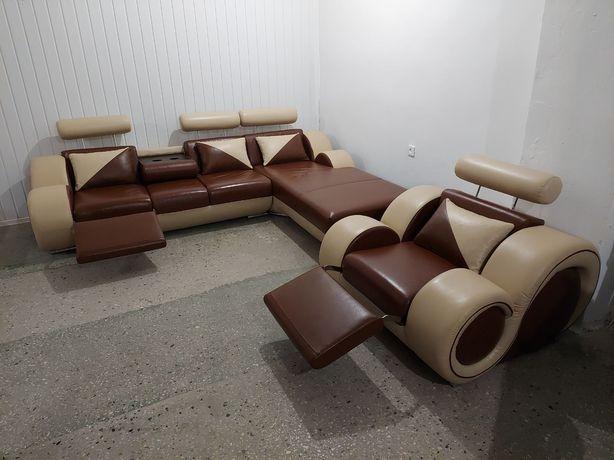 Шкіряний диван,кожаный диван, шкіряний куток, кожаный уголок