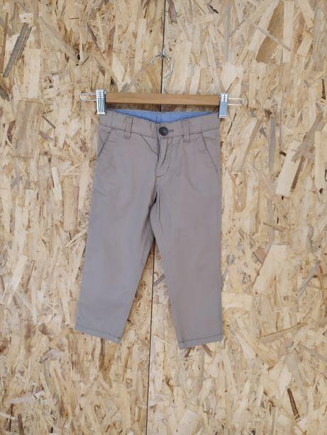 Bawełniane spodnie chinos H&M