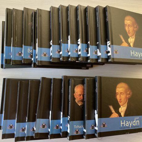 Coleção Música Clássica - CD e Livros