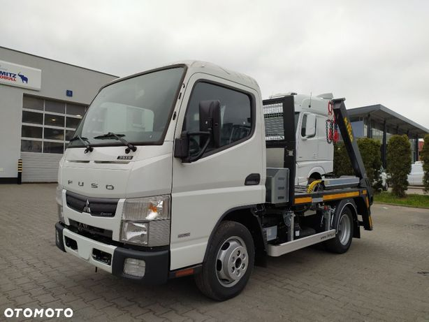 Fuso Canter 9c18  Fuso Canter 3s15 Bramowiec Br 4