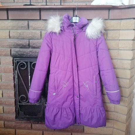 Зимнее пальто Lenne рост 140