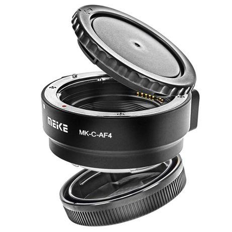Anel Adaptador EF-EOS M - Compatível Canon