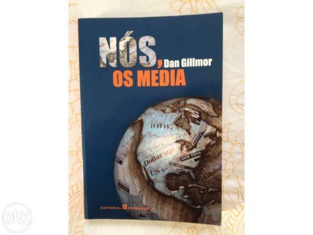Livro Nós, os Media – de Dan Gillmor