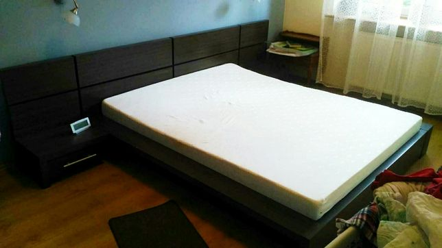 Nowa cena Łóżko do sypialni  Pilne