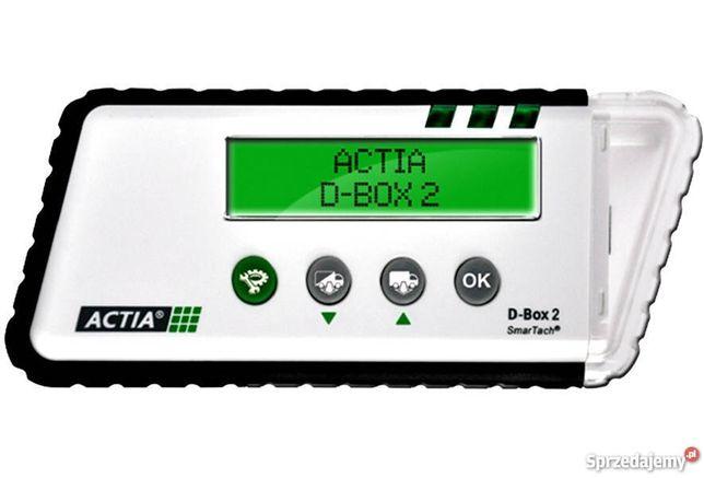 Rozliczanie + Actia D-Box 2 - Czytnik Kart i Tachografów 4.0