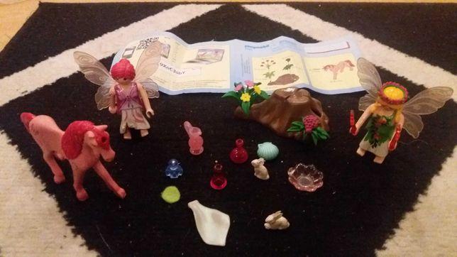 Playmobil 5443 Różowy jednorożec wróżka