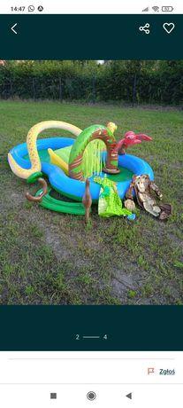 Basen dla dzieci wodny plac zabaw