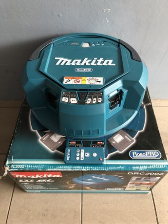 Odkurzacz robot Makita DRC 200z