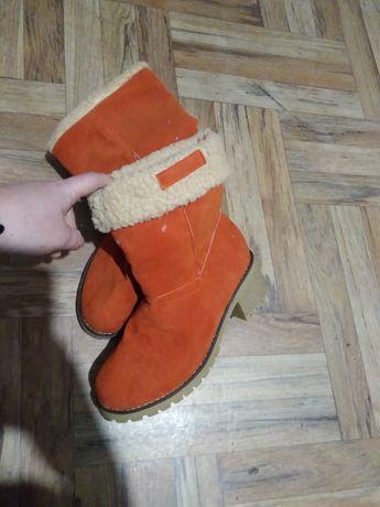 Ботинки. Сапожки. Зимняя обувь.