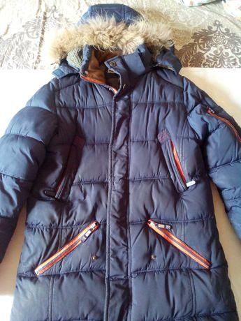 Продам зимнюю куртку для мальчика 12-14 лет. 300 грн