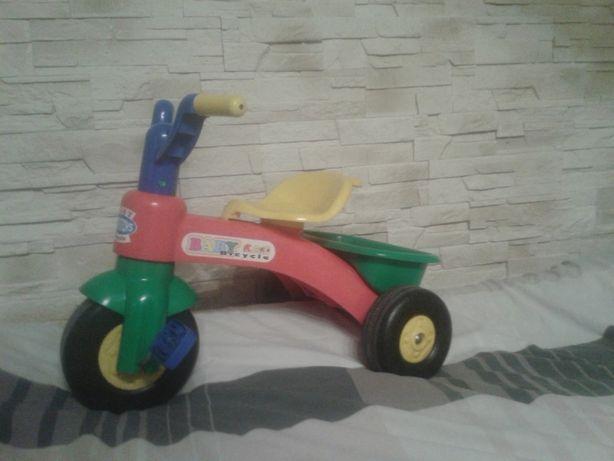 TANIO rowerek dla dziecka trójkołowy, zabawka, prezent, rower, chodzik