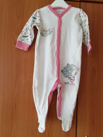Pajac / piżama roz 68 Pepco