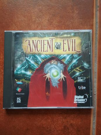 Jogo Ancient Evil PC CD-Rom