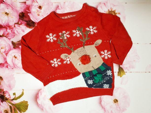 Новогодние свитера 2-3-4 года.
