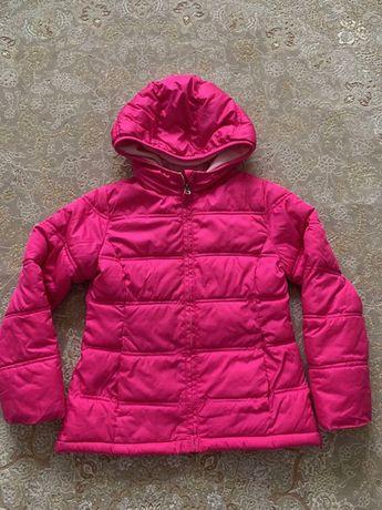 Курточка на девочку 6 лет. Демисезонная для активного ребенка
