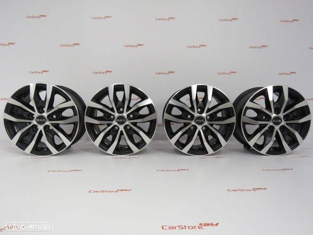 Jantes MAK Load 5 ICE Black 16 x 6.5 et55 5x118 Fiat Ducato