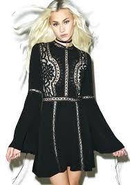 Nowa Sukienka Azur Czarna zimmermann siwiec self wloska portrait S
