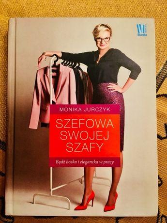 """""""Szefowa swojej szafy"""". Monika Jurczyk - OSA. Zasady dress code'u"""