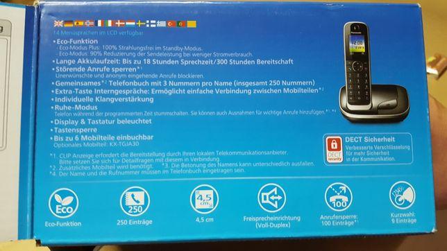 Telefon Panasonic KX-TG310 bezprzewodowy