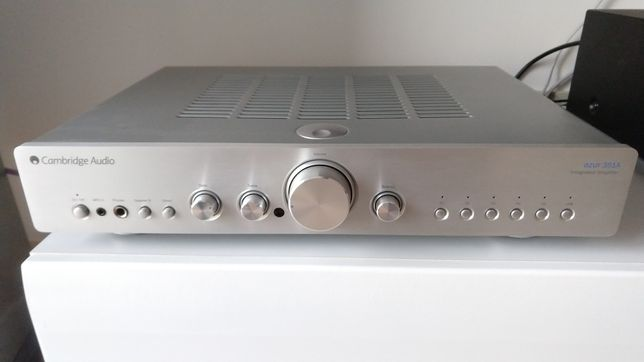 Wzmacniacz Cambridge audio Azur 351A + pilot