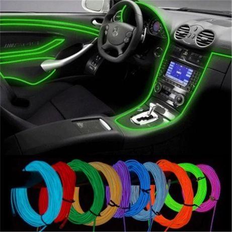 Fita Led auto 3/5m interior