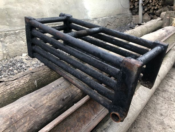 Котел водяной, паровой под печное отопление на дровах. Состояние 5\5