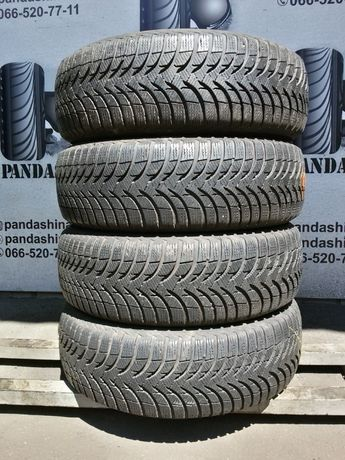 Шины 7 мм б/у 195/65 R15 MICHELIN Alpin 4 резина Зима 205/60 резина
