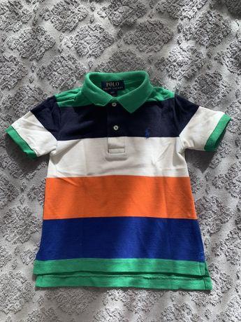 Поло кофта футболка Ralph Lauren 2T оригинал