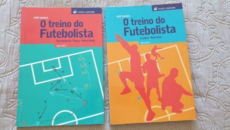 O Treino do Futebolista - Vol. 1 & 2