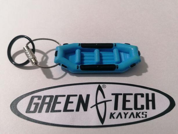Porta chaves Rafting (azul) - Novo