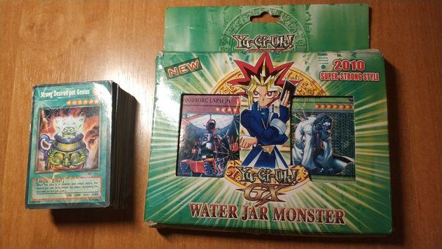 Karty kolekcjonerskie do gry Yu-Gi-Oh! 135 sztuk