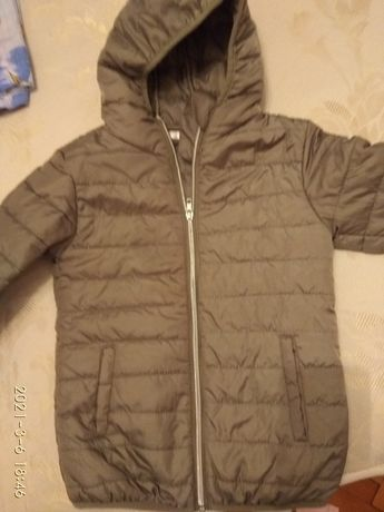 Куртка весна осінь на дівчинку