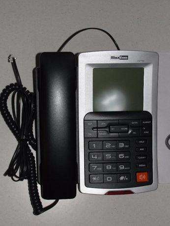 Telefon aparat telefoniczny MaxCom model KXT 709
