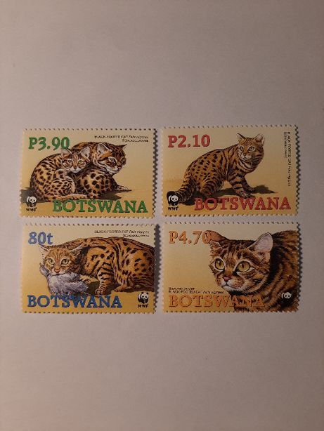 Znaczki pocztowe - zestaw 22