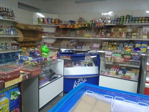 Продаётся действующий магазин №53 по ул. Лавроненко