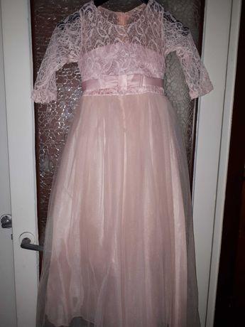 Sukienka roz 140dla dziewczynki na wesele, przyjęcie