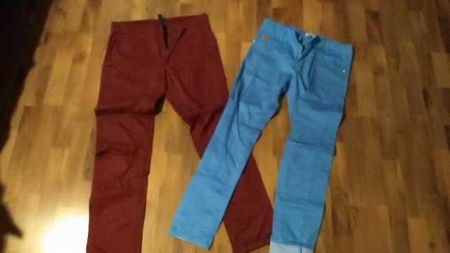 Spodnie chinos rozmiar 158