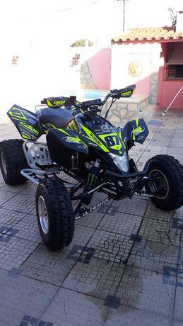 Suzuki  ltr  450 , troco ( zx10r , gsxr1000 , R1 , panigale , rsv4 )